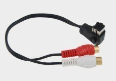 Adapter do radia Pioneer /2xRCA
