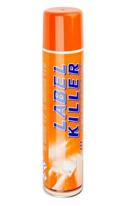 LABEL KILLER PREPARAT DO USUWANIA ETYKIET 300ML