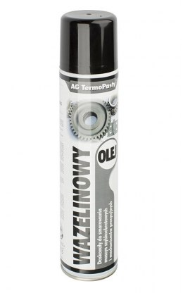 OLEJ WAZELINOWY 300ML AG TERMOPASTY SPRAY