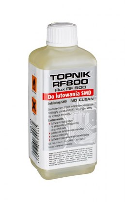 TOPNIK RF800 DO LUTOWANIA SMD BGA FLUX 100ML