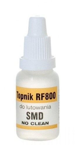 TOPNIK RF800 DO LUTOWANIA SMD BGA FLUX 15ML AG