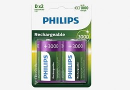 Akum. R-20 3000mAh Philips
